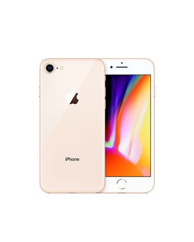 iPhone 8 64 Gb Oro Reacondicionado / Ocasion